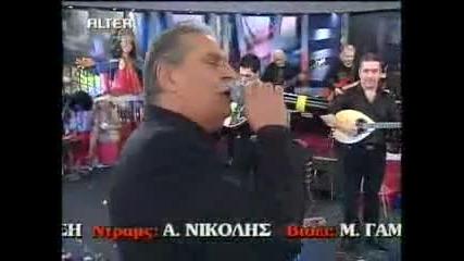 dj asen italiqneca & Zafeiris Melas (mia foni)