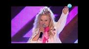 X Factor Божана-бяла роза ще закича