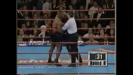 Mike Tyson - Evender Holyfield 1996 - Част 3