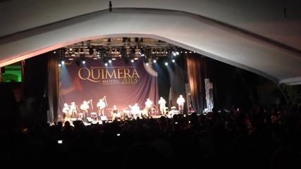 Goran Bregovic - Quimera Metepec - (LIVE) - (México 13 10 2013)