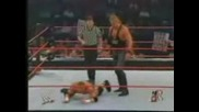 wwe Test vs Kevin Nash