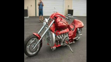 The Great Chopper Bikes