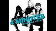 New Hit!! Justin & Madonna - 4 Minutes