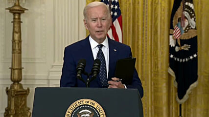 USA: New Russia sanctions 'proportionate,' US not looking to start 'cycle of escalation' - Biden