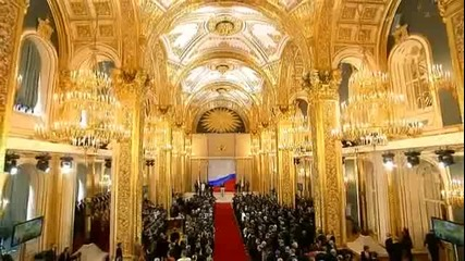 Великата Русия и руския цар Владимир Путин
