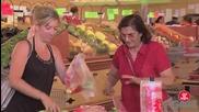 Смях ! Несполучлив опит за отваряне на плик в магазин за хранителни стоки ! Скрита камера !
