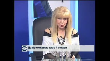 Петя Буюклиева - 35 години на музикалната сцена