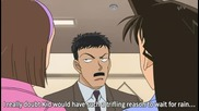 Detective Conan 627 The Ryoma Treasure Battle Between Conan and Kid