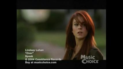 Lindsay Lohan - Over (hq Audio)