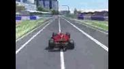 F1 - Whitesnake69 Australian Fast Lap