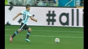 Холандия 2:4 Аржентина (бг аудио) Мондиал 2014
