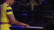Alicia Keys - Try Sleeping With A Broken Heart ( Live on Letterman )