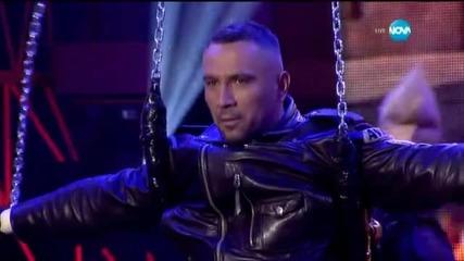 Петко Димитров - Въздушна гимнастика - И аз го мога (29.04.2015)