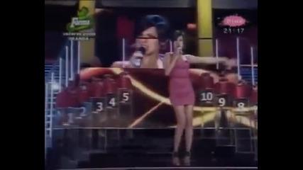 Tanja Savic - Poludela - Narod pita 1.11.2009 - TV Pink