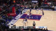 Детройт с разгром в НБА