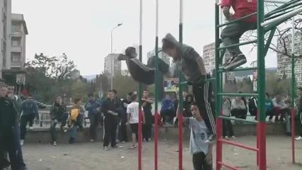 Street Fitness Събиране Стара Загора !!