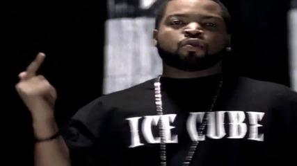 Ice Cube - Race Card
