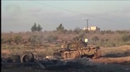 Syria: Syrian Army enters Kinsabba after fierce battle with militants