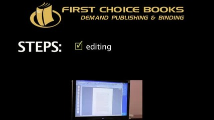Book Publishing Video