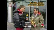 Милен Напцува Лора Крумова и получи Златен скункс, Господари на ефира