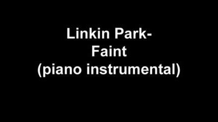 Linkin Park - Faint (piano Instrumental)