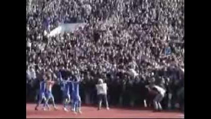 Левски - Цска 1:0 След Мача7 Април 2007