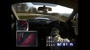 Subaru Impreza Spec - C Nurburgring нордшлайфе record