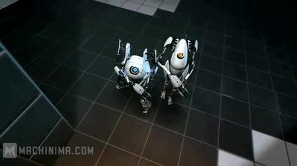 Portal 2 Coop Teaser Trailer