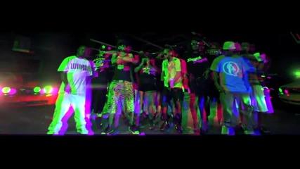 Drumma Boy (feat. B-hav Gangsta Boo) - Rollin [ Watch With 3d Glasses ]