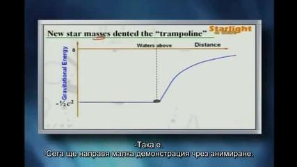 Произход - Звездна светлина и време _ интервю с Д.р Ръсел Хъмфрис _ - Youtube