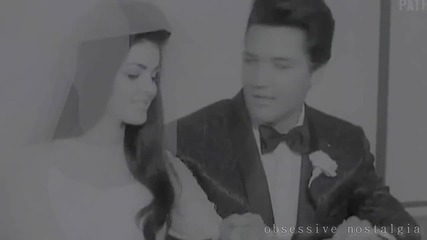 Elvis & Priscilla - Kiss you all over