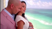 Прекрасна •» Ahmed Chawki feat. Sophia Del Carmen & Pitbull - Habibi I Love You