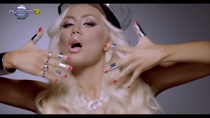 Теди Александрова ft Силвър - Много ми е луд [ Официално Видео 2015 ]