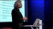 Steven Pinker A brief history of violence