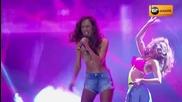 100 Кила feat Маги Джанаварова - Моето Радио - Годишни Музикални Награди 2014