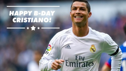 5 изненадващи факта за Кристиано Роналдо