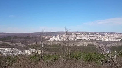 Велико Търново панорама