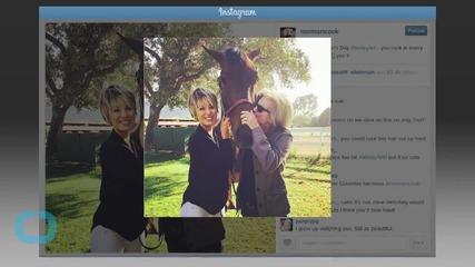Stars Share Heartfelt Instagrams on Mother's Day
