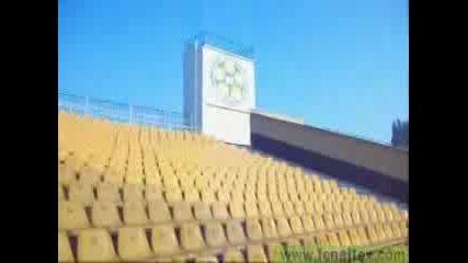Стадион Нафтекс - Разходка В Сектор А И Г