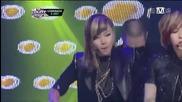 (hd) Boyfriend - Intro + Janus ( Comeback Stage ) ~ M Countdown (08.11.2012)