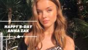 Internet sensation Anna Zak turns 18