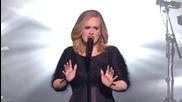 Живо Изпълнение! Adele - Hello