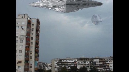 Star Wars над Бургас - кс Изгрев