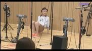 130820 Sehun Growl Dance Demo [ Sbs-r Power Fm Cultwo Show ]