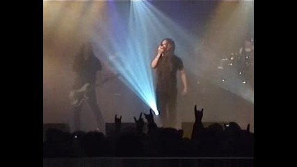 Amorphis - Black Winter Day - Live