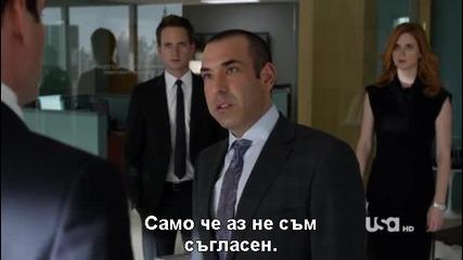 [bg sub] Костюмари / Suits Episode 11