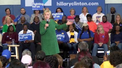 USA: Republican stance on Obama Supreme Court nomination 'disrespectful' - Clinton