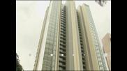 В Сингапур богаташи паркират колите си в небето