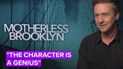 'Motherless Brooklyn's villain is way smarter than Trump