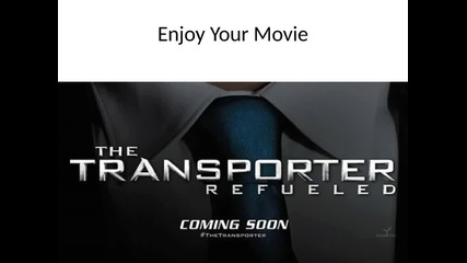 Transporter Refueled Movie